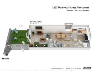 "Photo 31: 3207 MANITOBA Street in Vancouver: Cambie Townhouse for sale in ""Manitoba & 16th"" (Vancouver West)  : MLS®# R2492661"