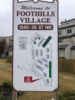 Photo 1: 1201 1540 29 Street NW in Calgary: St Andrews Heights Apartment for sale : MLS®# A1045458