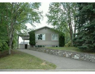 """Photo 1: 7137 HARTFORD Crescent in Prince George: Lower College House for sale in """"LOWER COLLEGE HEIGHTS"""" (PG City South (Zone 74))  : MLS®# N165696"""