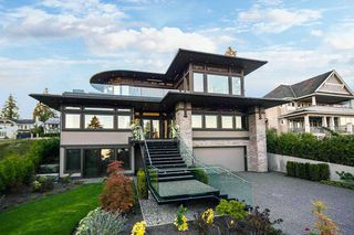 "Main Photo: 13460 MARINE Drive in Surrey: Crescent Bch Ocean Pk. House for sale in ""Marine Drive West"" (South Surrey White Rock)  : MLS®# R2392497"