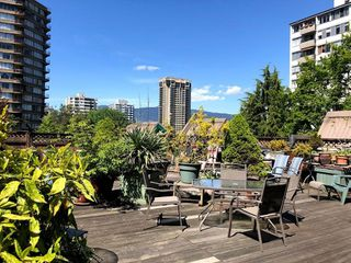 "Photo 18: 417 1500 PENDRELL Street in Vancouver: West End VW Condo for sale in ""Pendrell Mews"" (Vancouver West)  : MLS®# R2392632"