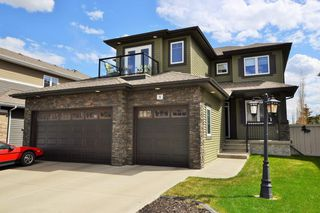 Main Photo: 5 Executive Way: St. Albert House for sale : MLS®# E4190819