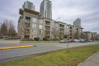 """Photo 1: 413 13321 102A Avenue in Surrey: Whalley Condo for sale in """"Agenda"""" (North Surrey)  : MLS®# R2445084"""