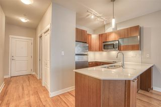 """Photo 6: 413 13321 102A Avenue in Surrey: Whalley Condo for sale in """"Agenda"""" (North Surrey)  : MLS®# R2445084"""