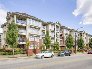 """Photo 1: 402 2330 SHAUGHNESSY Street in Port Coquitlam: Central Pt Coquitlam Condo for sale in """"AVANTI"""" : MLS®# R2446684"""