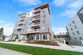 "Photo 1: 620 13963 105A Avenue in Surrey: Whalley Condo for sale in ""Dwell"" (North Surrey)  : MLS®# R2447604"
