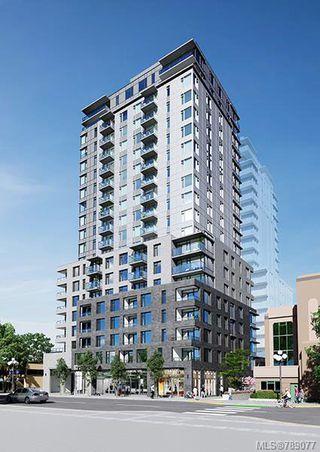 Photo 2: 503 845 Johnson St in Victoria: Vi Downtown Condo for sale : MLS®# 789077