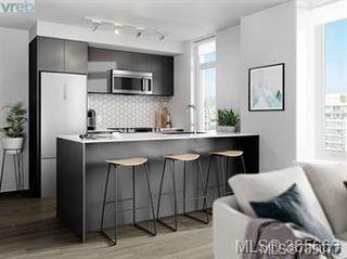 Photo 1: 503 845 Johnson St in Victoria: Vi Downtown Condo for sale : MLS®# 789077