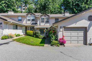 """Photo 2: 8 2803 MARBLE HILL Drive in Abbotsford: Abbotsford East Townhouse for sale in """"Marble Hill Place"""" : MLS®# R2477993"""