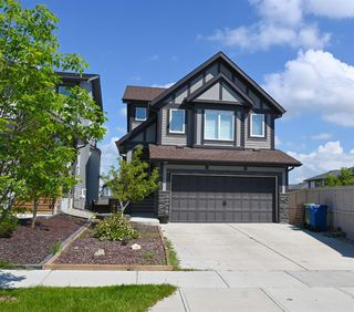 Main Photo: 221 HILLCREST Drive SW: Airdrie Detached for sale : MLS®# A1018544