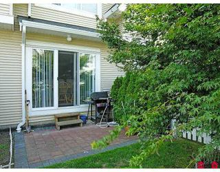 "Photo 8: 48 6450 199TH ST in Langley: Willoughby Heights Townhouse for sale in ""Logan's Landing"" : MLS®# F2618113"