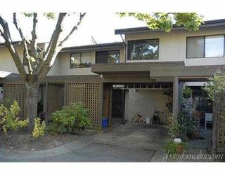 "Photo 2: 7 11391 7TH AV in Richmond: Steveston Village Townhouse for sale in ""MARINERS VILLAGE"" : MLS®# V614000"