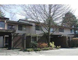 "Photo 1: 7 11391 7TH AV in Richmond: Steveston Village Townhouse for sale in ""MARINERS VILLAGE"" : MLS®# V614000"