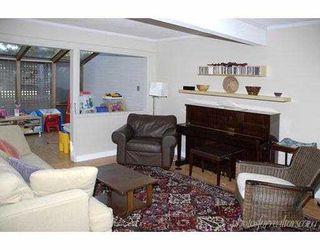 "Photo 4: 7 11391 7TH AV in Richmond: Steveston Village Townhouse for sale in ""MARINERS VILLAGE"" : MLS®# V614000"