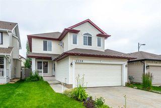Main Photo: 1108 116 Street in Edmonton: Zone 55 House for sale : MLS®# E4165509