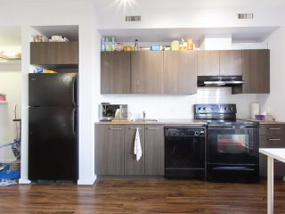 """Photo 3: 398 4133 STOLBERG Street in Richmond: West Cambie Condo for sale in """"Remy"""" : MLS®# R2435494"""