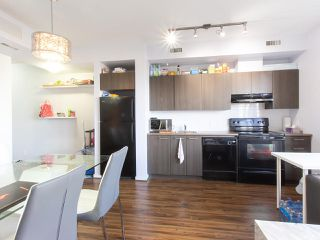 """Photo 6: 398 4133 STOLBERG Street in Richmond: West Cambie Condo for sale in """"Remy"""" : MLS®# R2435494"""