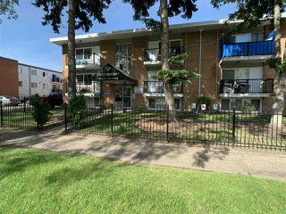 Photo 1: 22 10640 108 Street in Edmonton: Zone 08 Condo for sale : MLS®# E4204257