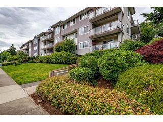"Photo 1: 210 33599 2ND Avenue in Mission: Mission BC Condo for sale in ""Stave Lake Landing"" : MLS®# R2476668"