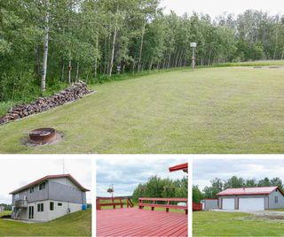 Photo 1: 1413 TWP 552: Rural Lac Ste. Anne County House for sale : MLS®# E4209125