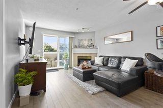 Photo 4: 311 1669 GRANT AVENUE in Port Coquitlam: Glenwood PQ Condo for sale : MLS®# R2488129