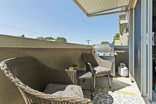 Photo 20: 311 1669 GRANT AVENUE in Port Coquitlam: Glenwood PQ Condo for sale : MLS®# R2488129