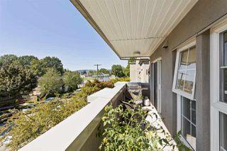 Photo 18: 311 1669 GRANT AVENUE in Port Coquitlam: Glenwood PQ Condo for sale : MLS®# R2488129