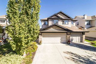 Main Photo: 1567 Rutherford Road in Edmonton: Zone 55 House Half Duplex for sale : MLS®# E4213906
