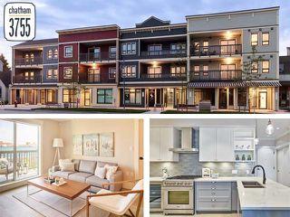 "Main Photo: 308 3755 CHATHAM Street in Richmond: Steveston Village Condo for sale in ""CHATHAM 3755"" : MLS®# R2509657"
