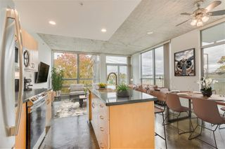 """Photo 3: 408 919 STATION Street in Vancouver: Strathcona Condo for sale in """"The Left Bank"""" (Vancouver East)  : MLS®# R2511379"""