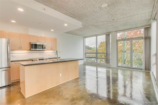 """Photo 2: 408 919 STATION Street in Vancouver: Strathcona Condo for sale in """"The Left Bank"""" (Vancouver East)  : MLS®# R2511379"""