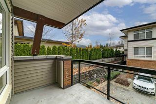 """Photo 34: 16 1125 KENSAL Place in Coquitlam: New Horizons Townhouse for sale in """"Kensal Walk by Polygon"""" : MLS®# R2517035"""