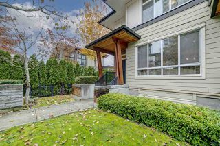 """Photo 2: 16 1125 KENSAL Place in Coquitlam: New Horizons Townhouse for sale in """"Kensal Walk by Polygon"""" : MLS®# R2517035"""