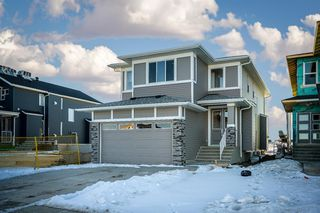 Photo 1: 332 Corner Meadows Avenue NE in Calgary: Cornerstone Detached for sale : MLS®# A1052653
