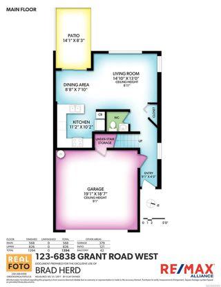 Photo 26: 123 6838 W Grant Rd in : Sk John Muir Row/Townhouse for sale (Sooke)  : MLS®# 862862