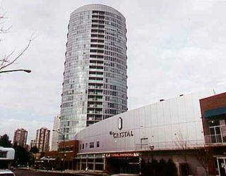 "Photo 1: 709 6088 WILLINGDON AV in Burnaby: Metrotown Condo for sale in ""The Crystal"" (Burnaby South)  : MLS®# V575324"