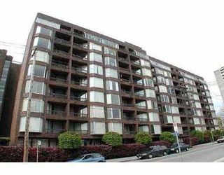"Photo 1: 311 950 DRAKE ST in Vancouver: Downtown VW Condo for sale in ""ANCHOR POINT"" (Vancouver West)  : MLS®# V607867"
