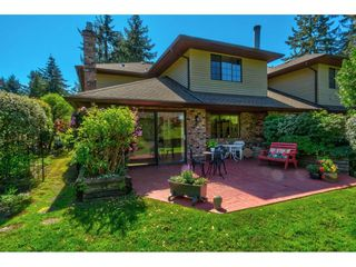 """Photo 2: 47 1725 SOUTHMERE Crescent in Surrey: Sunnyside Park Surrey Townhouse for sale in """"Englesea"""" (South Surrey White Rock)  : MLS®# R2412302"""
