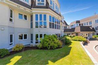 Main Photo: 201 1521 Church Avenue in VICTORIA: SE Cedar Hill Condo Apartment for sale (Saanich East)  : MLS®# 417792