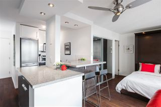 """Photo 12: 613 950 DRAKE Street in Vancouver: Downtown VW Condo for sale in """"ANCHOR POINT II"""" (Vancouver West)  : MLS®# R2427923"""