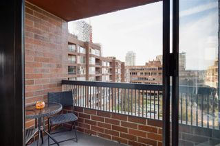 """Photo 17: 613 950 DRAKE Street in Vancouver: Downtown VW Condo for sale in """"ANCHOR POINT II"""" (Vancouver West)  : MLS®# R2427923"""