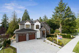 "Photo 1: 16755 MCNAIR Drive in Surrey: Grandview Surrey House for sale in ""Grandview"" (South Surrey White Rock)  : MLS®# R2431457"