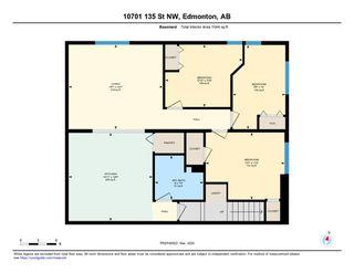Photo 35: 10701 - 10703 135 Street in Edmonton: Zone 07 House Duplex for sale : MLS®# E4190600