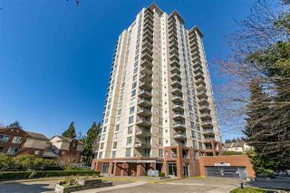 Main Photo: 703 7077 BERESFORD Street in Burnaby: Highgate Condo for sale (Burnaby South)  : MLS®# R2445324