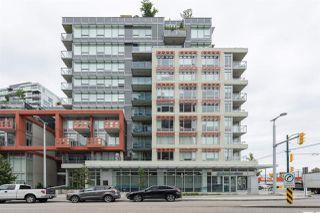 Main Photo: 302 161 E 1ST Avenue in Vancouver: Mount Pleasant VE Condo for sale (Vancouver East)  : MLS®# R2470790