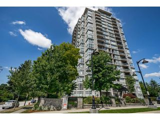 "Photo 1: 508 555 DELESTRE Avenue in Coquitlam: Coquitlam West Condo for sale in ""CORA TOWERS"" : MLS®# R2481157"