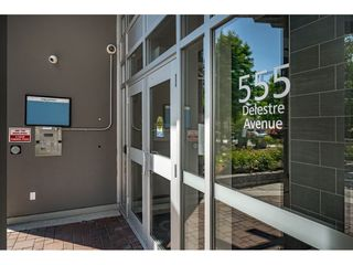 "Photo 18: 508 555 DELESTRE Avenue in Coquitlam: Coquitlam West Condo for sale in ""CORA TOWERS"" : MLS®# R2481157"