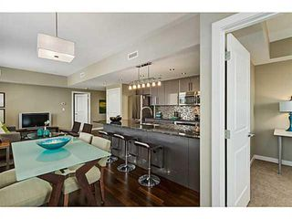 Photo 4: 414 1110 3 Avenue NW in Calgary: Hillhurst Apartment for sale : MLS®# A1033168