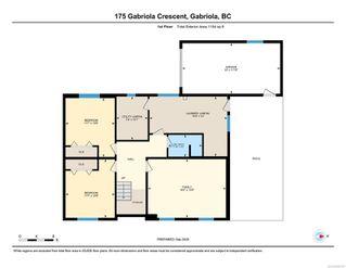Photo 32: 175 GABRIOLA Cres in : Isl Gabriola Island House for sale (Islands)  : MLS®# 856157