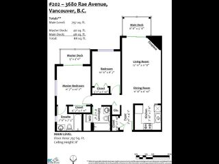 """Photo 21: 202 3680 RAE Avenue in Vancouver: Collingwood VE Condo for sale in """"RAE COURT"""" (Vancouver East)  : MLS®# R2506531"""